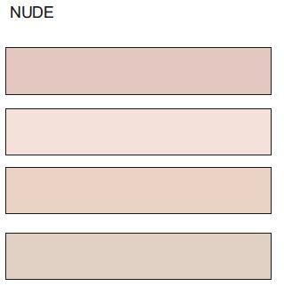 Cipria e Tinte Nude