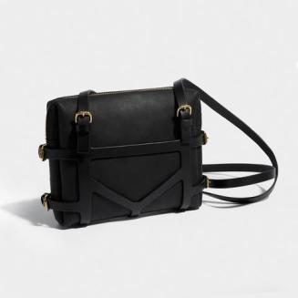 MEDIUM HARNESS BAG BLACK